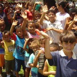 Dia das crianças - Projeto Comunhão e Vida