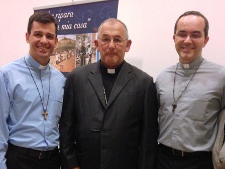 Comunidade Mar a Dentro participa do Encontro da Catholic Fraternity