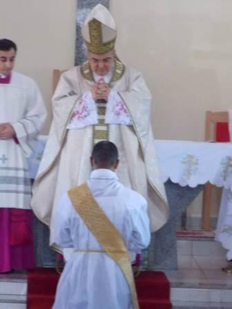 Ordenação Presbiteral de Gildásio Vilanova: vocação de ser sal e luz