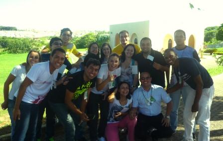 Encontro dos líderes jovens das Novas Comunidades