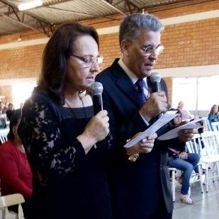 Renovação dos Compromissos de Aliança em Flor da Serra do Sul - PR