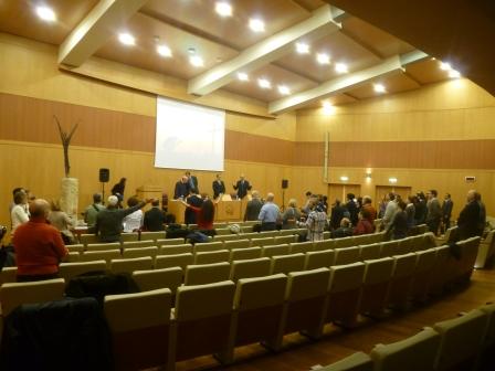 Mar a Dentro participa do Forum promovido pela Caritas in Veritate Internacional