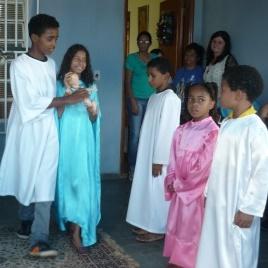 Projeto Comunhão e Vida inicia trabalho com Natal em Rio Preto