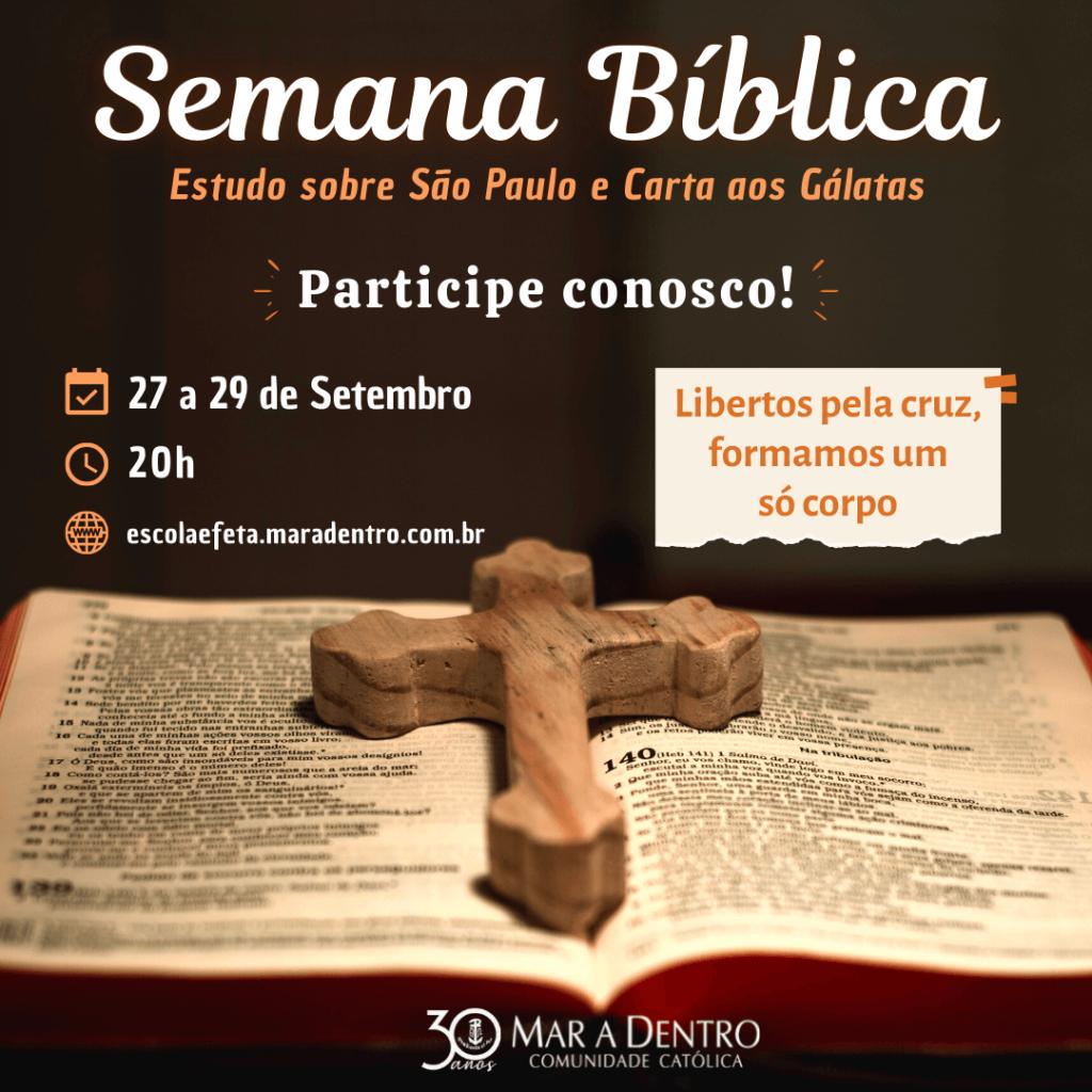 Semana Bíblica 2021
