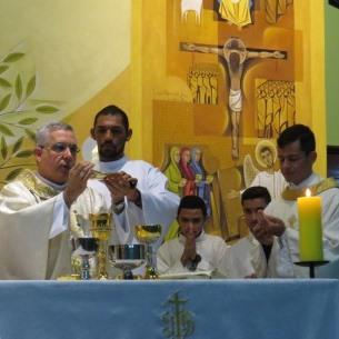 A Missão de São Paulo celebrou os 25 anos da Comunidade Mar a Dentro
