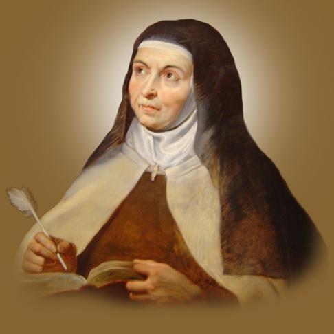 Santa Teresa, mestra e doutorada vida quotidiana