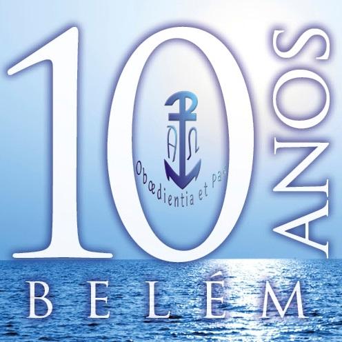 Venha celebrar conosco o aniversário de 10 anos da Missão Mar a Dentro em Belém do Pará!