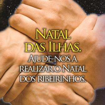 Vem aí o Natal das Ilhas em Belém do Pará