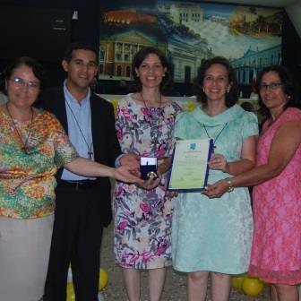 """Comunidade Mar a Dentro recebe Medalha """"Círio de Nazaré"""""""