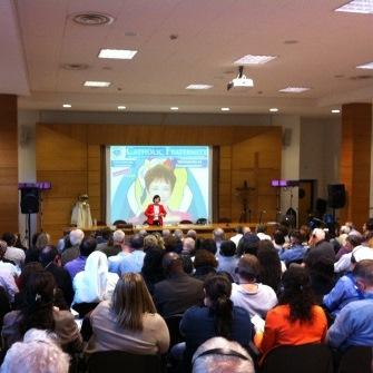 Comunidade Mar a Dentro participa do Encontro internacional da Catholic Fraternity em Roma