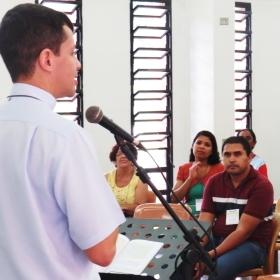 Aconteceu retiro sobre a Lectio Divina na missão de São Paulo
