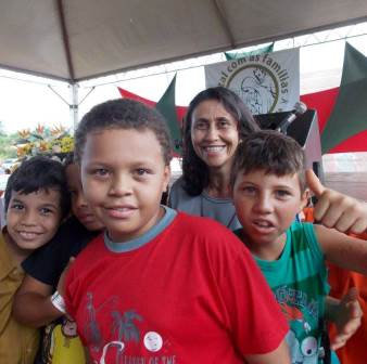 Natal com as Famílias 2015: um sinal da Misericórdia de Deus