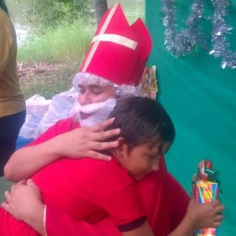 O Natal das Ilhas na Ilha Longa