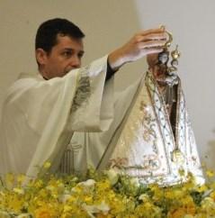 Visita da Virgem de Nazaré a Iturama e a São José do Rio Preto