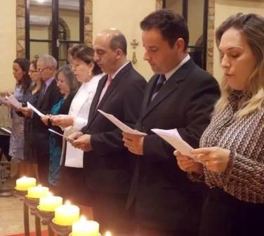 Retiro anual da Comunidade de Aliança em Iturama
