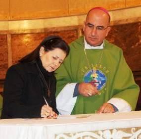 Missionária da Comunidade Mar a Dentro renovou os compromissos no Chile