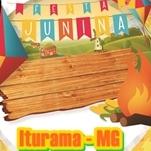 Festa junina em Iturama - MG