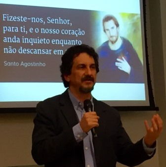 Palestra sobre Ansiedade, no CEFA