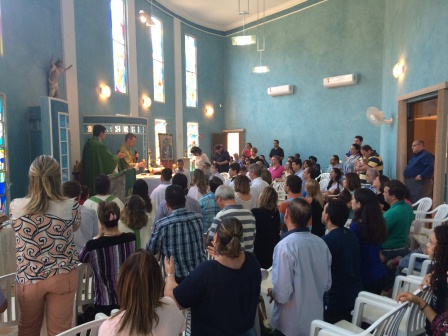 Retiro de Casais na Missão de Rio Preto