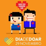 Mobilização estimula ações de doação em mais de 100 países