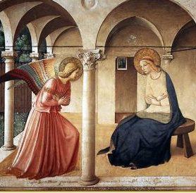 Confiar em Deus com o coração de Maria
