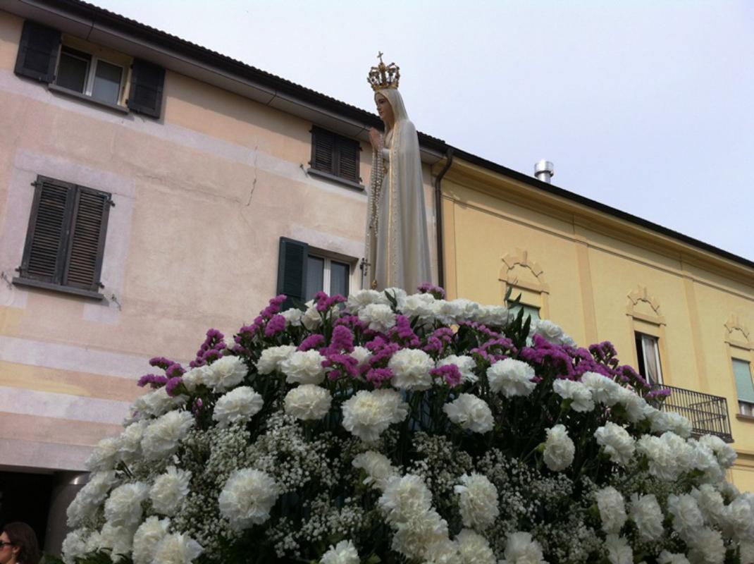 Festa de Nossa Senhora de Fátima em Bioggio – Suíça