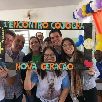 """Comunidade Mar a Dentro participou do 1° Encontro """"Cojogra Nova Geração"""" em Nova Granada"""