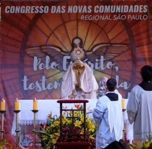 Mar a Dentro participa do Congresso das Novas Comunidades - regional São Paulo