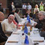 Caridade não compromete sacralidade de um local de culto, explica Pe. Spadaro