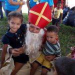 Um Natal de solidariedade nas casas da Comunidade Mar a Dentro