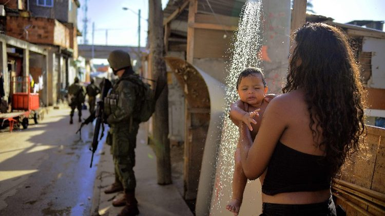 Cáritas Brasileira: há 62 anos aliviando o sofrimento e a dor