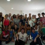 Natal com as Famílias na Missão do Rio de Janeiro