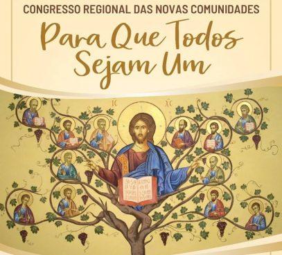 Acesso aos vídeos das palestras do Congresso Regional das Novas Comunidades