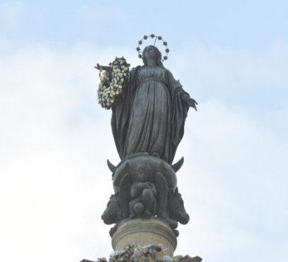 Em 8 de dezembro, o Papa Francisco não irá à Praça de Espanha